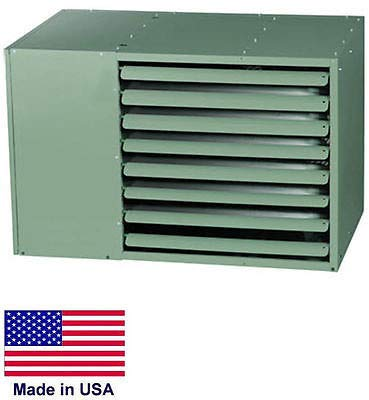 Streamline Industrial CONDENSING UNIT HEATER Commercial - Natural Gas - 93% Efficient - 199,950 (Gas Commercial Unit Heater)
