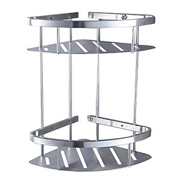 KIEYY Baño Baño de acero inoxidable 304 rack rack para ...