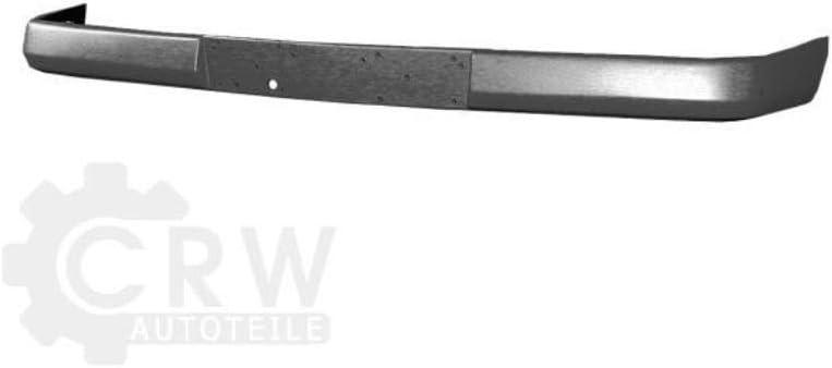 12.84-6.93 Schutzleiste Sto/ßstange vorne schwarz f/ür W124 Bj