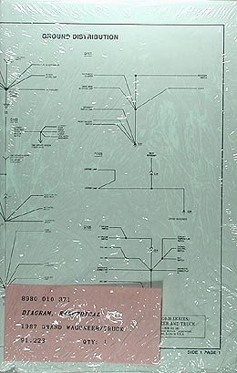[SCHEMATICS_4JK]  1987 Jeep Grand Wagoneer J-10 J-20 Truck Wiring Diagram Schematic: AMC Jeep  1958-1988: Amazon.com: Books | Wiring Diagram For 87 Grand Wagoneer |  | Amazon.com