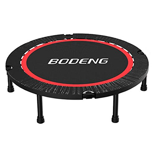 LXLA-Foldable-Mini-Trampoline-40-Inch-Indoor-Bouncer-Rebounder-Aerobic-Fitness-Home-Gym-Exercise-Max-Load-325KG