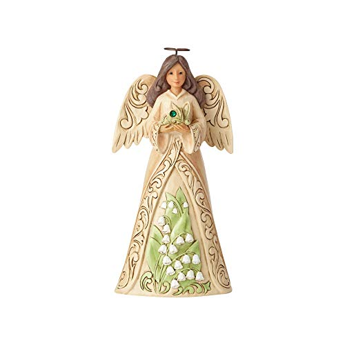 Enesco Jim Shore Heartwood Creek May Angel