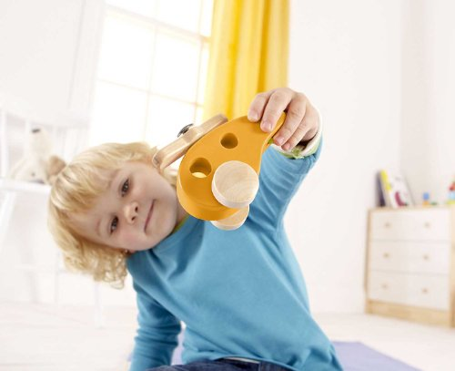 The 8 best wooden toys under 5