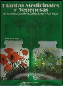 Plantas medicinales y venenosas de Asturias, Cantabria