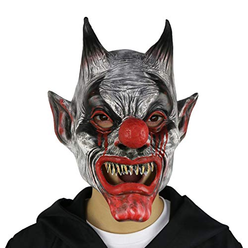 (FantasyParty Scary Halloween Monster Mask Horrific Demon The Evil Dead Zombie Caps)