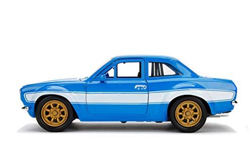 1:24 Fast & Furious - Brian's Ford Escort RS2000 Mk1 6