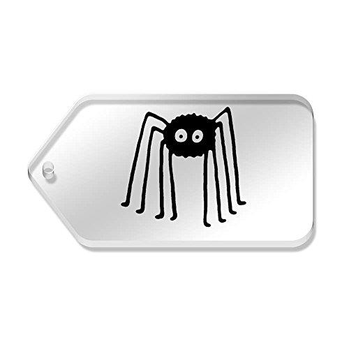 34 66 Claras 'araña Mm De Etiquetas 10 X tg00065111 Espeluznante' a86g6