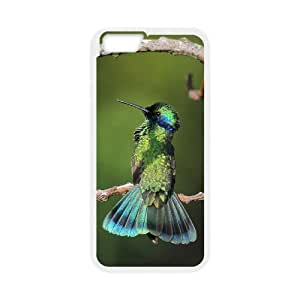"""D-PAFD Cover Shell Phone Case Hummingbird For iPhone 6 Plus (5.5"""")"""