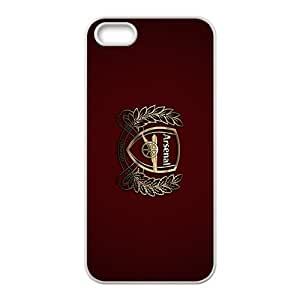 Cool-Benz ARSENAL premier soccer Phone case for iPhone 5s