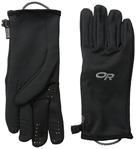 Outdoor Research Women's Versaliner Gloves, Black, ()