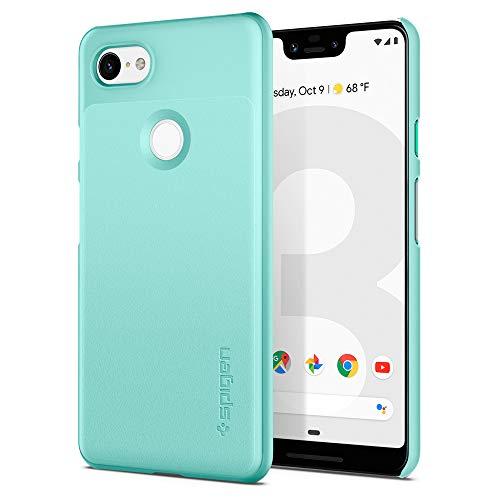 Spigen Thin Fit Designed for Google Pixel 3 XL Case (2018) - Mint