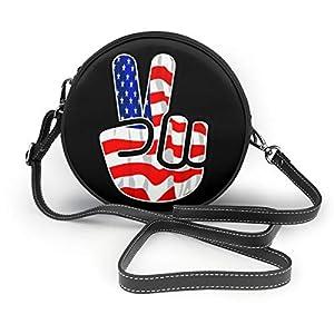 One Shoulder Leather Bag