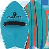 Coastal Roots Hand Planes Mahi Teal Handboard