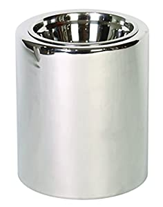 50%OFF Unleashed Life High-Rise Nickel Raised Feeder, Large