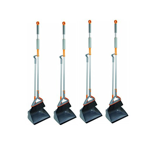 Casabella Quick 'N Easy Upright Sweep Set (4 Pack) by Casabella