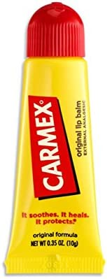 6 Pack) CARMEX Original Lip Balm Tube - Original: Amazon.es: Belleza
