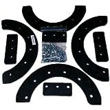 MOWERMAN PARTS Snow Thrower Paddle Set 20
