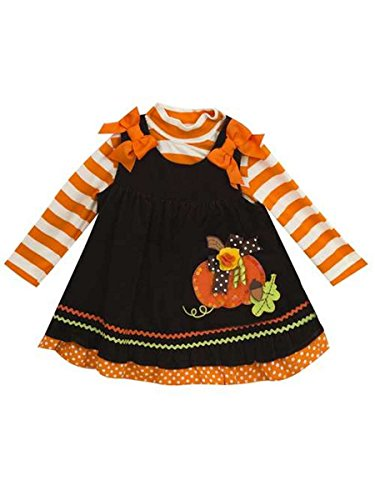 Rare Editions Baby Girls' 12M-24M 2 Piece Jumper and Dress 24 Months