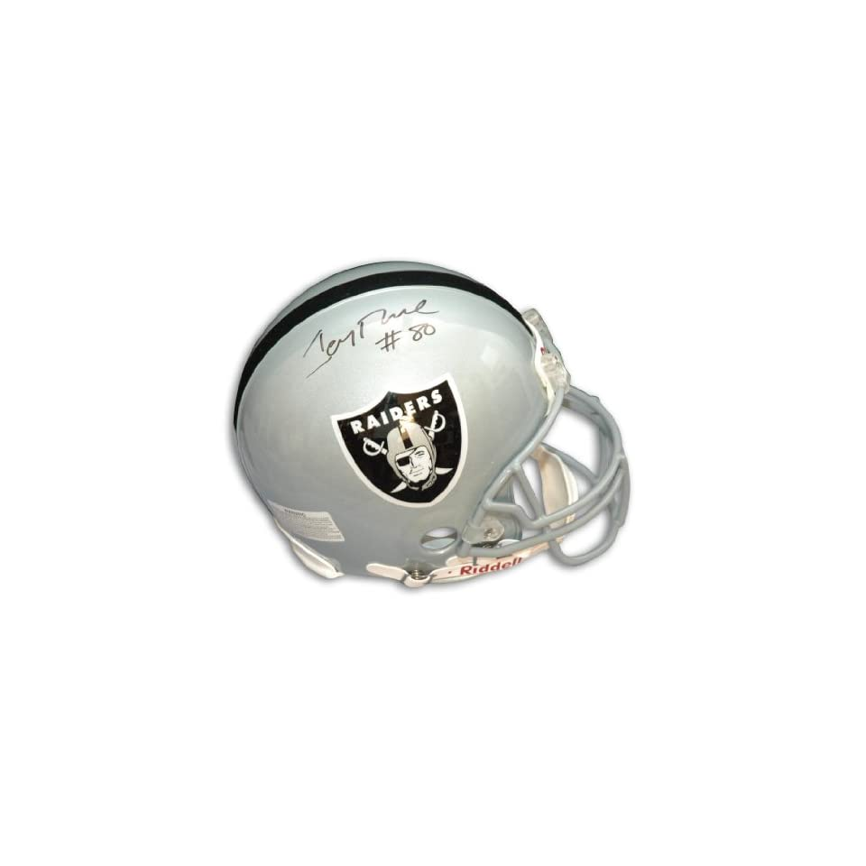 Jerry Rice Oakland Raiders Proline Helmet