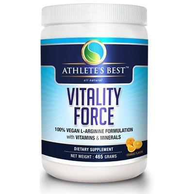 ATHLETE'S BEST Vitality Force ★ 16oz Vegan Nitric Oxide Pr