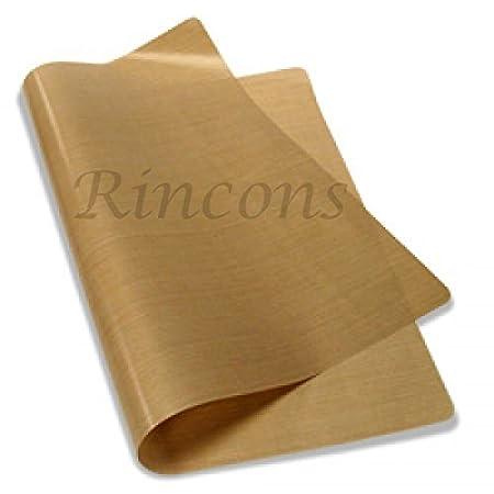 Premium Teflon Non Stick Sheet Heat Transfer Machine Craft Sublimation PTFE (12 x 14) Rincons