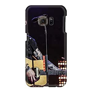 Scratch Protection Hard Phone Case For Samsung Galaxy S6 With Customized Fashion Mcfly Band Pictures SherriFakhry