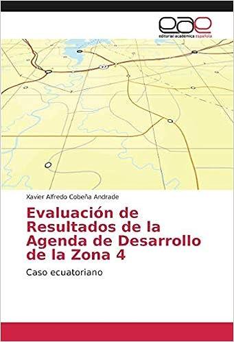 Evaluación de Resultados de la Agenda de Desarrollo de la ...