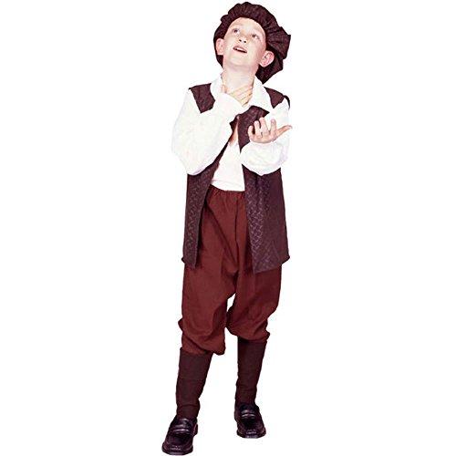 Child (Renaissance Boy Vest Costume)