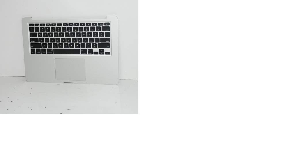 LA-Tronics Replacement Parts for MacBook Air A1466 13'' 2013-2015 Top Case Keyboard Backlight Trackpad 661-7480, 069-9397-23