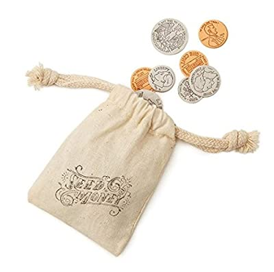 Seed Money: Coins You Can Plant - Gift Bag of 30