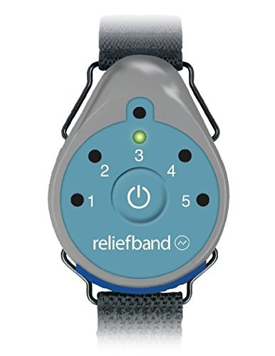 NEW Reliefband for Motion & Morning (Motion Sickness Watch)