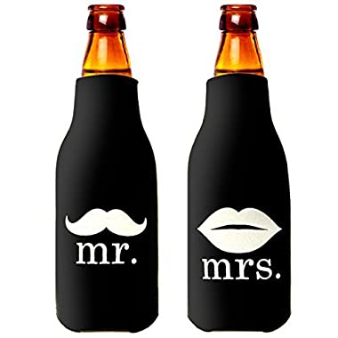 mr & mrs Bottle Cooler Sets