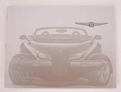 Chrysler Brochure (2002 Chrysler Prowler Deluxe Dealer Sales Brochure)