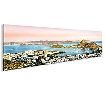 Islandburner Bild Bilder Auf Leinwand Rio De Janeiro Zuckerhut