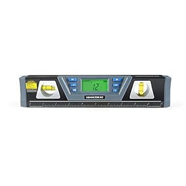 HAMMERHEAD HLLT10 10-Inch. Digital Level with Laser