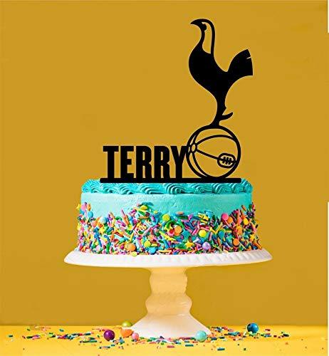 10x Birthday Number Cake Cupcake Topper Baby Shower