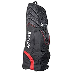 Amazon.com: Srixon Travel Cover 2017, color negro: Sports ...