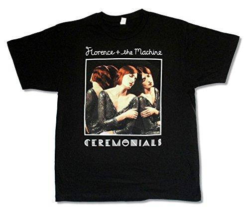 Machine Adult T-shirt (Bravado Adult Florence + The Machine