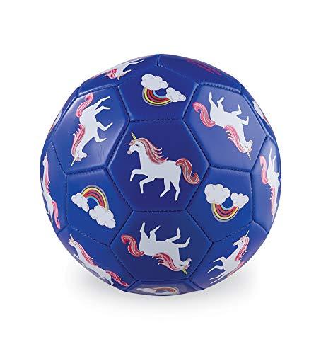 Crocodile Creek - Rainbow Unicorn - Kids Soccer Ball, 7