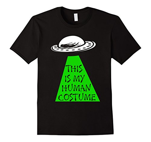 Men's UFO - Alien