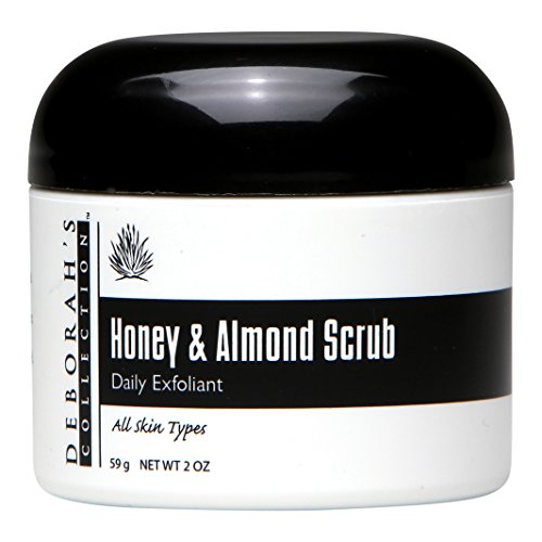 Oatmeal And Honey Face Scrub - 8