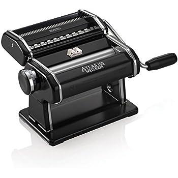 Amazon Com Marcato Atlas Pasta Machine Motor Pasta Makers Kitchen Amp Dining