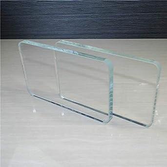 Placa de vidrio de borosilicato para impresora 3D, 220 mm x 220 mm ...
