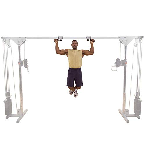 Body-Solid LAT Pull-Up and Chin-Up Station (GCA2)