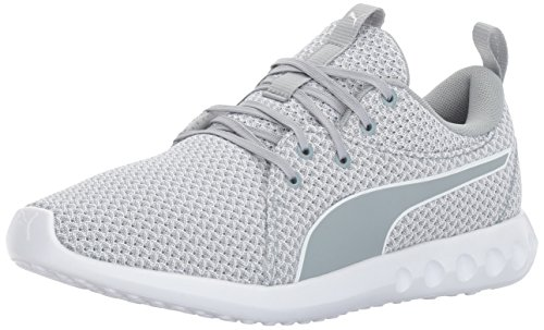 Carson Women's Wn PUMA puma Sneaker 2 White Knit Quarry 5F5nWr