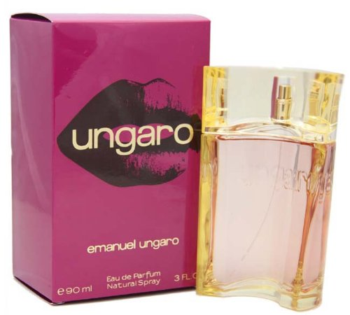 Ungaro Ungaro by Emanuel Ungaro Eau De Parfum Spray 3.0 Oz / 90 Ml Relaunched for Women