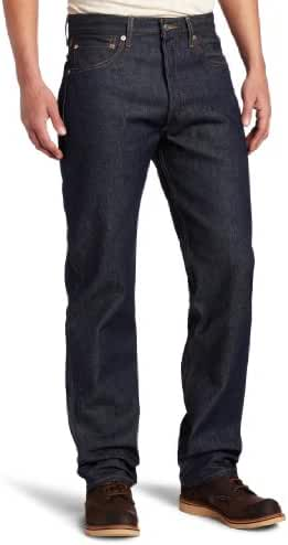 Levi's Men's 501 Original Shrink-To-Fit Jean