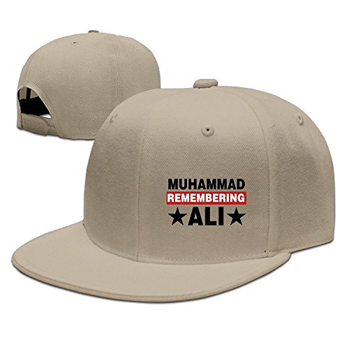 The Greatest Boxing Legend Ali Fashion Adjustable Snapback Hip Hop Baseball Hat