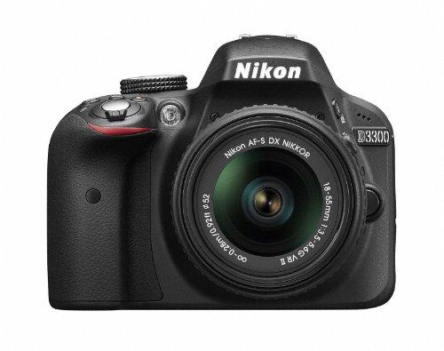 Nikon デジタル一眼レフカメラ D3300 18-55 VR IIレンズ...