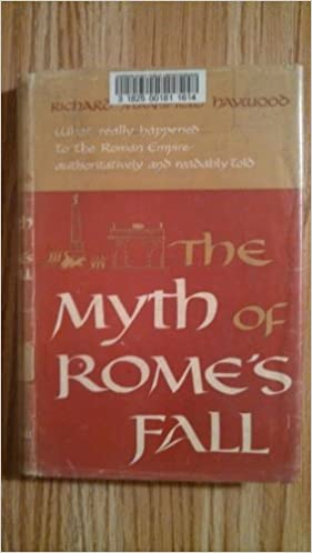 The myth of Rome's fall.